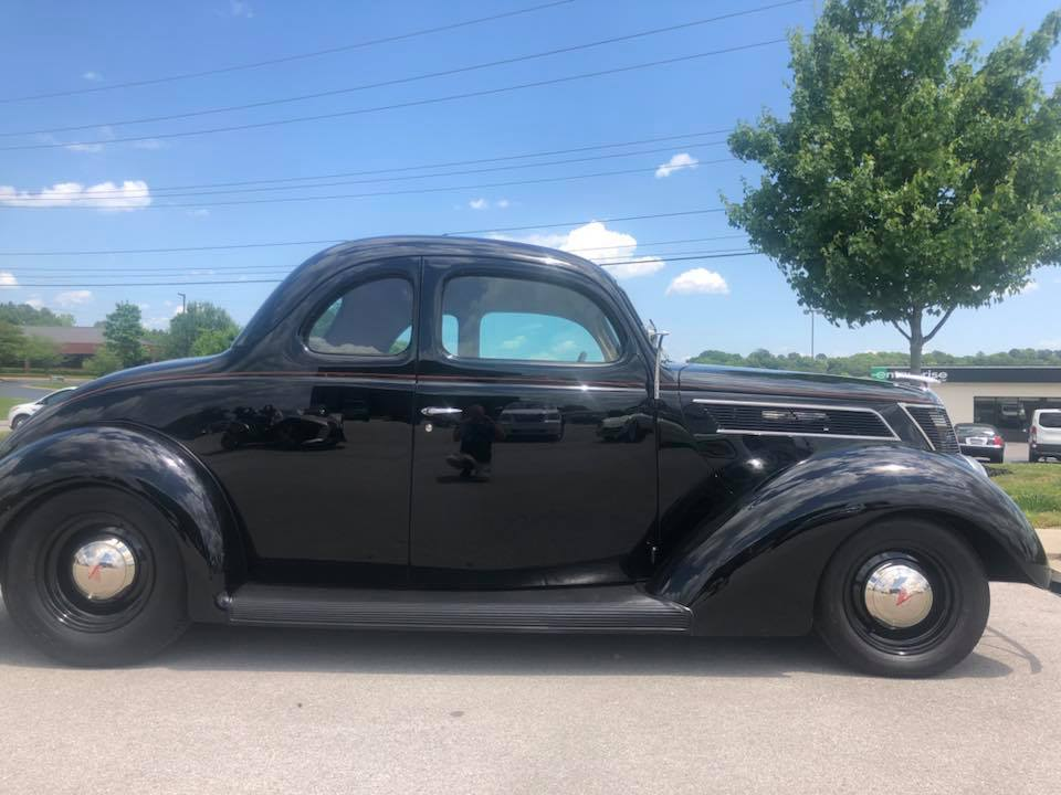 37 Ford Coupe Detail Depot